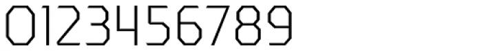 Dever Sans Light Font OTHER CHARS