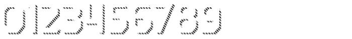 Dever Sans Line Regular Font OTHER CHARS