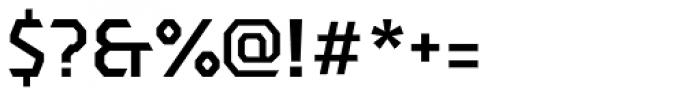 Dever Sans Medium Font OTHER CHARS