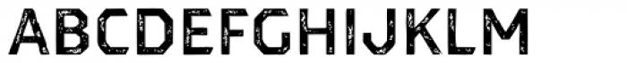 Dever Sans Print Medium Font LOWERCASE