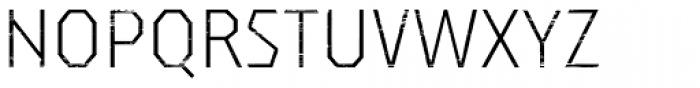 Dever Sans Wood Light Font UPPERCASE