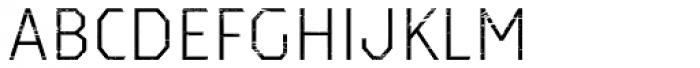 Dever Sans Wood Light Font LOWERCASE
