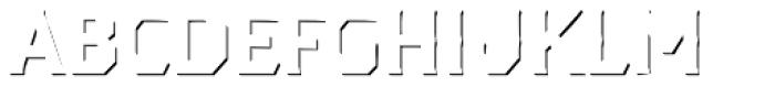 Dever Serif Accent Medium Font UPPERCASE
