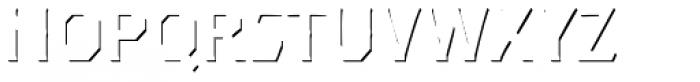 Dever Serif Accent Regular Font LOWERCASE
