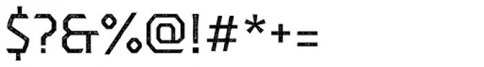 Dever Serif Jean Regular Font OTHER CHARS