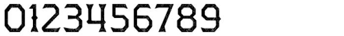 Dever Wedge Halftone Regular Font OTHER CHARS