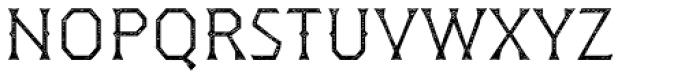 Dever Wedge Jean Light Font LOWERCASE