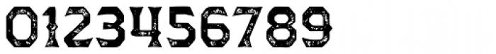 Dever Wedge Print Medium Font OTHER CHARS