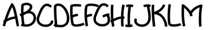 Deviato Bold Font UPPERCASE
