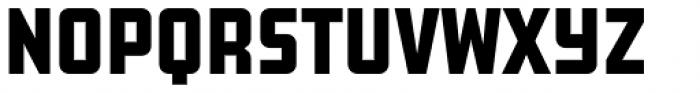 Device Heavy Font UPPERCASE