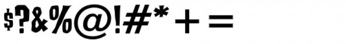 Devil Dog BTN Font OTHER CHARS