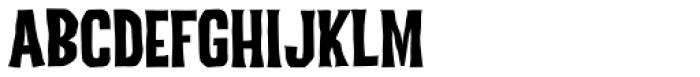 Devil Dog BTN Font UPPERCASE