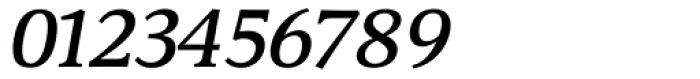 Devin SemiBold Italic Font OTHER CHARS