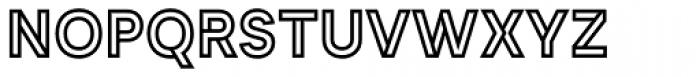 Devinyl Fold Font LOWERCASE
