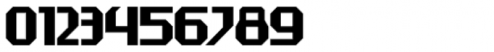 Dex Gothic Solid D Font OTHER CHARS