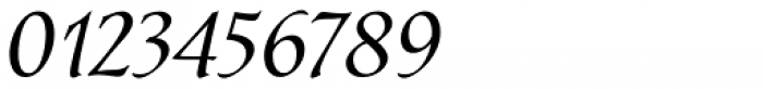 Dez Petranian Light Italic Font OTHER CHARS