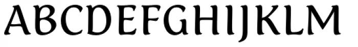 Dez Petranian Regular Font UPPERCASE