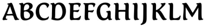 Dez Petranian SemiBold Font UPPERCASE