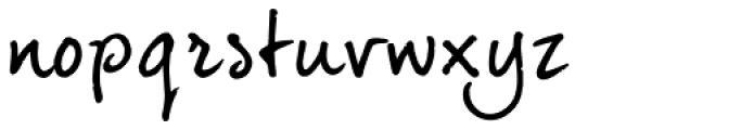 dearJoe 3 Font LOWERCASE