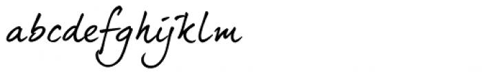 dearJoe 4 Smooth Smallface Font LOWERCASE