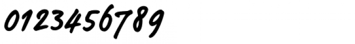 dearJoe 5 Casual Pro Bold Font OTHER CHARS