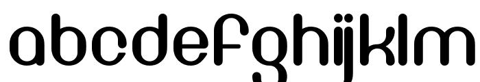 DF667  Chlorine Font LOWERCASE