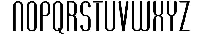 DF667  Plastic Jesus Font UPPERCASE