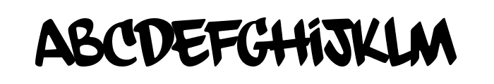 dfdChasquilla Font LOWERCASE