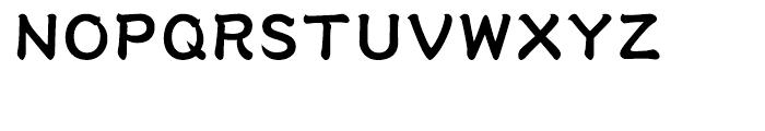 DF En Kai Japanese W 5 Font UPPERCASE