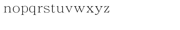 DF Gang Bi Simplified Chinese GB-W 2 Font LOWERCASE