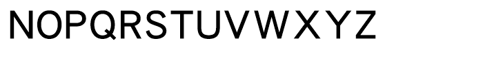 DF Hei Simplified Chinese GB-W 5 Font UPPERCASE