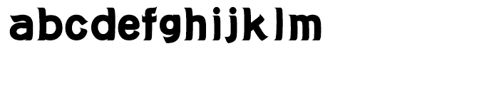 DF POP 2 Japanese W 12 Font LOWERCASE