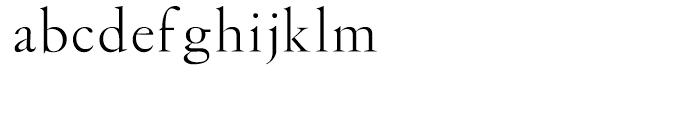 DFP Shou Jin Simplified Chinese W 3 Font LOWERCASE