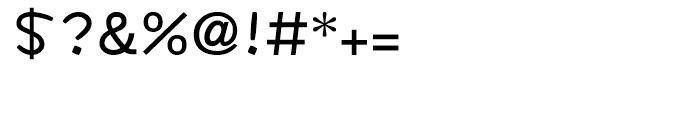 DFP Wa Wa Simplified Chinese W 5 Font OTHER CHARS