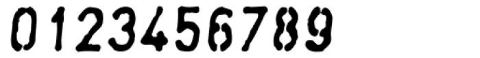 DF Ko Heavy Italic Font OTHER CHARS