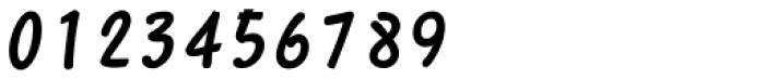DF Pigtail Fat Font OTHER CHARS