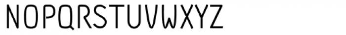 DF Staple TXT Caps Font LOWERCASE
