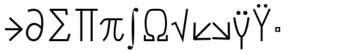 DF Staple TXT Exp Font UPPERCASE