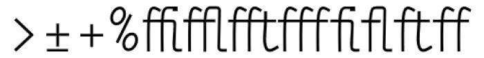 DF Staple TXT Exp Font LOWERCASE