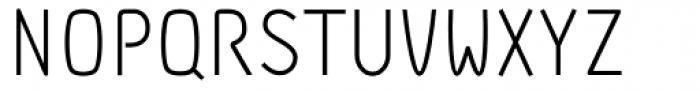 DF Staple TXT Regular Font UPPERCASE