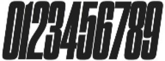 Dharma Gothic C Heavy Italic otf (800) Font OTHER CHARS