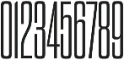 Dharma Gothic C Light otf (300) Font OTHER CHARS