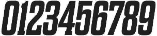 Dharma Slab E Bold Italic otf (700) Font OTHER CHARS