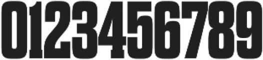 Dharma Slab E ExBold otf (700) Font OTHER CHARS