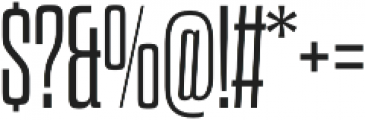 Dharma Slab M Light otf (300) Font OTHER CHARS