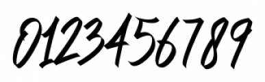 DHF Dexgraffiti Return Regular Font OTHER CHARS