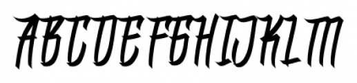 DHF Dexgraffiti Return Regular Font UPPERCASE