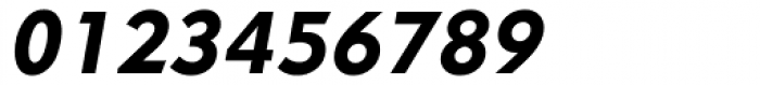DHSans Bold Oblique Font OTHER CHARS