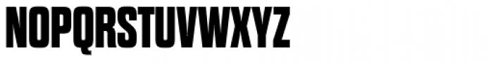 Dharma Gothic Expanded ExtraBold Font UPPERCASE