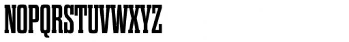 Dharma Slab Bold Font UPPERCASE